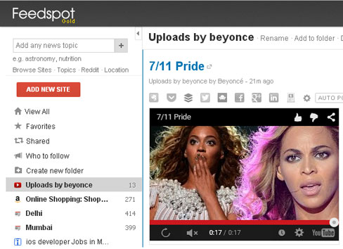 A better way to follow your YouTube subscriptions